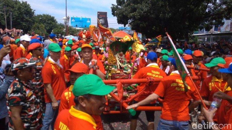 Cap Go Meh Cara Merawat Kerukunan di Cirebon
